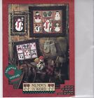Quilt Pattern ~ SNOWMAN SAMPLERS ~ Mumm's The Word ~ 1994 ~ Wall Quilts