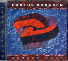 PONTUS NORGREN - DAMAGE DONE - CD NEW !!!! MATS LEVEN,Treat,Malmsteen,Therion