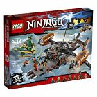 LEGO Ninjago Misfortunes Keep Heavy Armory Pirate Air Ship with Opening Cockpit