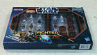 Star Wars Fighter Pods Target Exclusive 18 Piece Set w DARTH MAUL Collectors Tin
