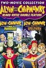 Alvin and the Chipmunks Scare-Riffic Double Feature by