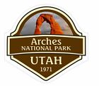 Arches National Park Sticker Decal R836 YOU CHOOSE SIZE