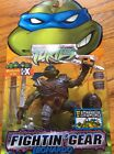 teenage mutant ninja turtles fightin gear leonardo action figure