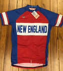 New England Retro Mens Cycling Jersey
