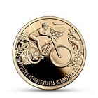 POLAND, POLISH 2016 RIO OLYMPIC GAMES BRAZIL 200 ZLOTY GOLD COIN! SPORT, NICE!