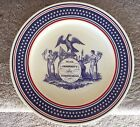MAKE AN OFFER! 1989 PFALTZGRAFF OFFICIAL BICENTENNIAL PRESIDENT INAUGURAL PLATE