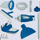 Deluxe Pool Maintenance Kit Swimming Cleaning Vacuum Brush Suction Skimmer Pole