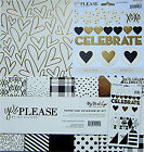 New Line My Minds Eye YES PLEASE Paper  Accessories Kit Save 40