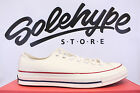 CONVERSE CHUCK TAYLOR ALL STAR 70 OX PARCHMENT FIRST STRING 1970 142338C SZ 10