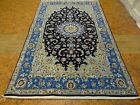Exquisite 2010's Authentic Hand Made Mint Persian Kashan Rug