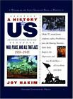 LIKE NEW War Peace and All That Jazz 1918 1945 History of Us by Joy Hakim