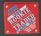 1988 Score Rookie & Traded BASEBALL FACTORY Set Biggio, Grace & Alomar ROOKIES