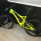 2016 Yeti Cycles SB5C Carbon Flou Yellow SRAM 11 Speed Size Large