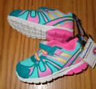 Toddler Girls Size 5 Garanimals Brand Multi Color Athletic shoes NWT