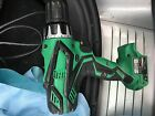 Hitachi DV18DGL 18V  li-ion CORDLESS COMBI DRILL Body Only  GOOD CONDITION-