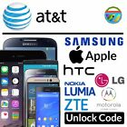Network PIN Unlock Code for ATT GoPhone ZTE Z223 Prepaid Cell Phone