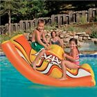 Inflatable Rocking Toy Swimming Pool Float Water Raft Kids Beach Fun Play Tube