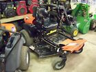 ARIENS 15-40  ZOOM ZERO TURN 14HP BRIGGS V TWIN VAN GUARD  40'' CUT HYDRO TRANNY