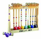 8-Player Croquet Set with 28