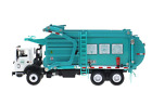 124 Scale Diecast Vehicle Material Transporter Garbage Truck Construction Toys