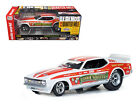 1972 Ford Mustang Connie Kalitta Bounty Hunter NHRA Funny Car 118 Model AW1111