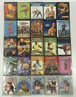 25 workout exercise fitness DVD lot TURBO JAMBOB HARPERBILLY B CORE SECRET