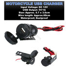 Motorcycle USB Phone Charger For Suzuki Intruder VS 700 750 800 1400 1500