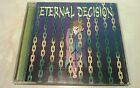ETERNAL DECISION S/T 1997CD CHRISTianThrash DELIVERANCE Believer ARNION Thresher