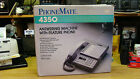 Vintage Phonemate 4350 Wireless Phone with Answering Machine  100% New