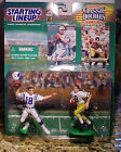 STARTING LINEUP – PEYTON MANNING of the INDIANAPOLIS COLTS – VARIOUS YEARS – NEW