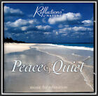 Peace and Quiet Music CD,Stress Relief,Meditation,Relaxation,Massage,Brand New