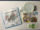 Weight Watchers 2017 Books Water Bottle Measuring Cups Bowl Bag New