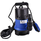 1 2 HP Submersible Water Pump 2000GPH Clean Swimming Pool Dirty Flood Clean Pond