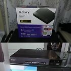 Sony Blu-ray Disc Player w/ 4K-Upscaling, Wi-Fi, 3D Playback - BDP-S6700 - Black