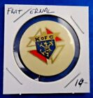 Knights of Columbus K of C Fraternal Pin Pinback Button