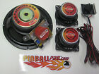 Stern High Roller Casino Pinball Machine speaker kit from Pinball Pro