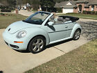 2006 Volkswagen Beetle-New Convertible 2006 for $6200 dollars