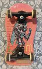 Vintage 2000 Nash Doz'R Mini Skateboard with Trucks and Doz'r Wheels Complete