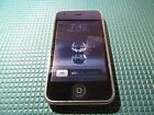 Apple iPhone 3G 8GB Black ATT Read Bad Touchscreen Home Button FOR PARTS 1