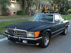 1978 Mercedes-Benz SL-Class 1 owner for $9500 dollars