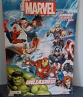 Marvel Unleashed Jumbo Coloring And Activity Book 2017 New Tear And Share Pages