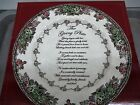 Johnson Brothers The Friendly Village Giving Plate NIB  10 5/8