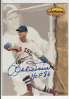 Bobby Doerr Cards, Rookie Card and Autographed Memorabilia Guide 10