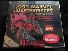1993 Marvel Masterpieces Skybox Factory Sealed Box