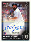 2016 TOPPS NOW OS-17B MICHAEL FULMER RC AUTO AUTOGRAPH TIGERS #7 99 AL ROY RARE!