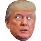 Donald Trump Paper Mask U.S. President Republican USA American Halloween Costume