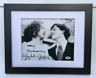PSA DNA 42nd President BILL & HILLARY CLINTON Signed Autographed FRAMED Photo