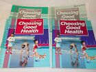 A BEKA HEALTH 6TH GRADE 4 PC complete homeschool textbook set older edition