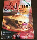 WEIGHT WATCHERS IN GOOD TIME 123 Slow Cooker Recipes Special Edition Crock Pot