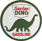 Sinclair Dino Gasoline Embroidered Mens Polo XS 6XL LT 4XLT Opaline H C New